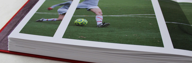 Sidelines: Book Design