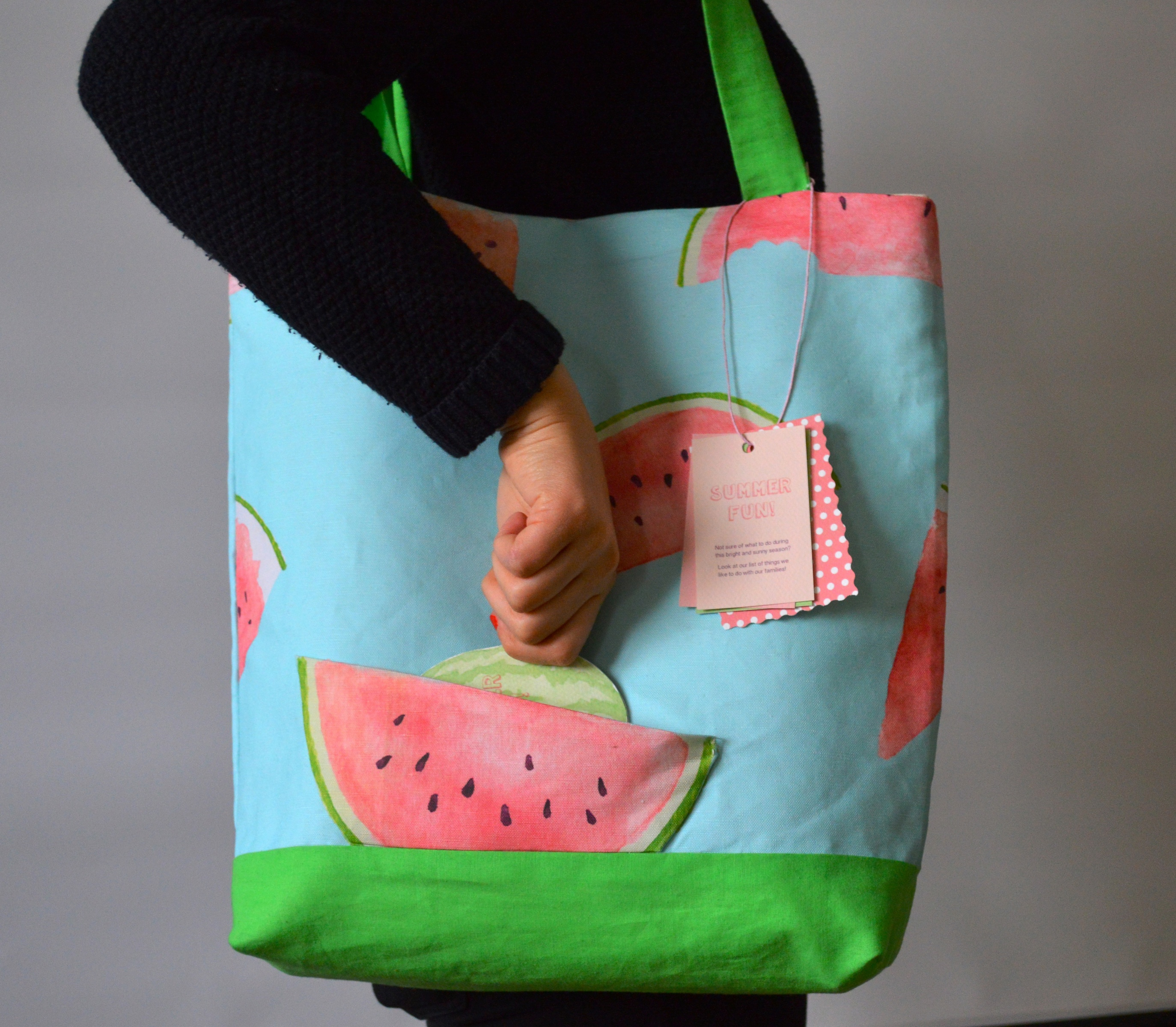Color and Communication–Tote Bag