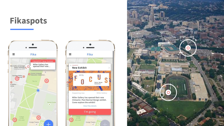 Fika Mobile app telemetrics, UX, Research Design