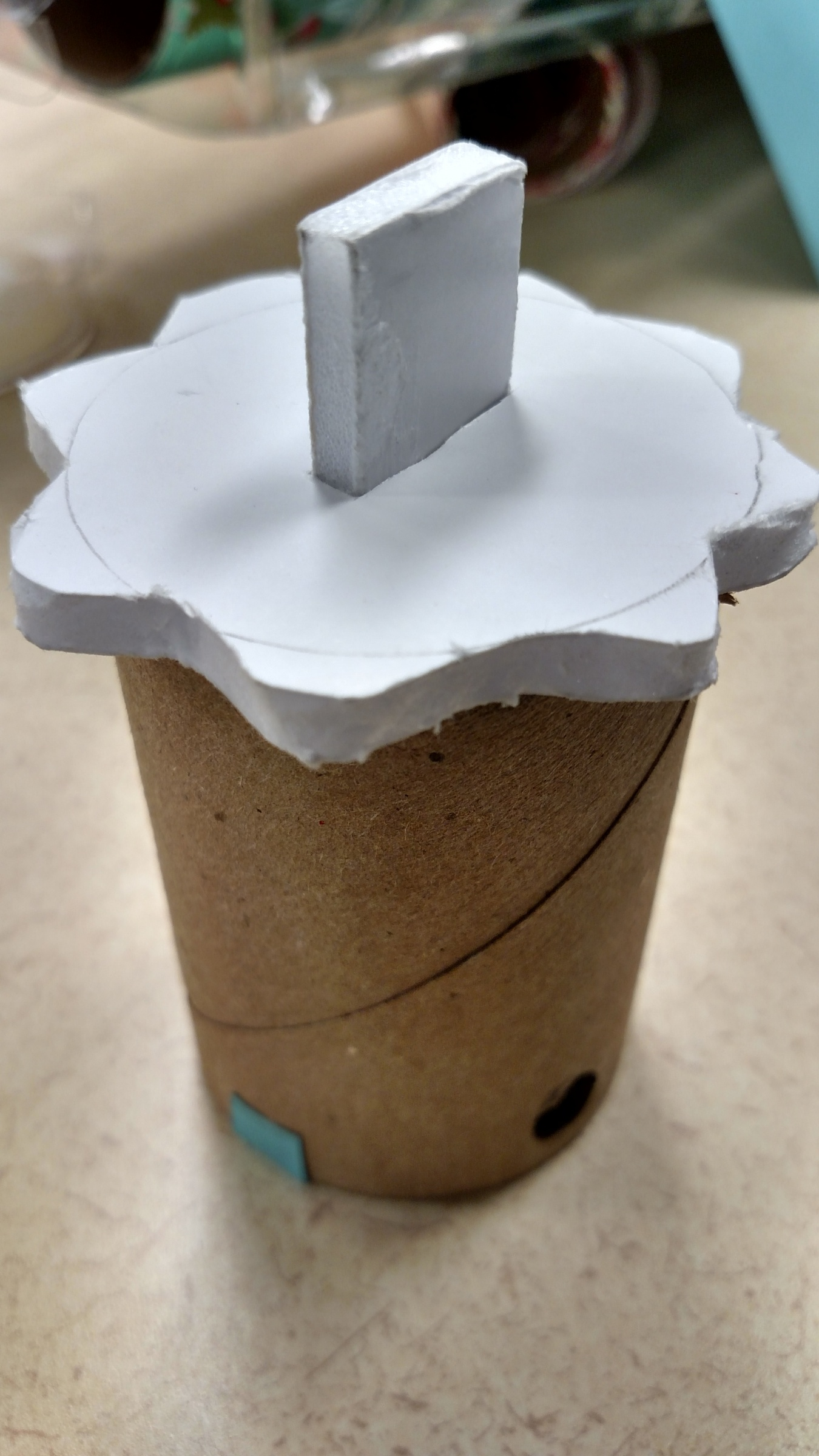 Toothpaste pellets dispenser prototype