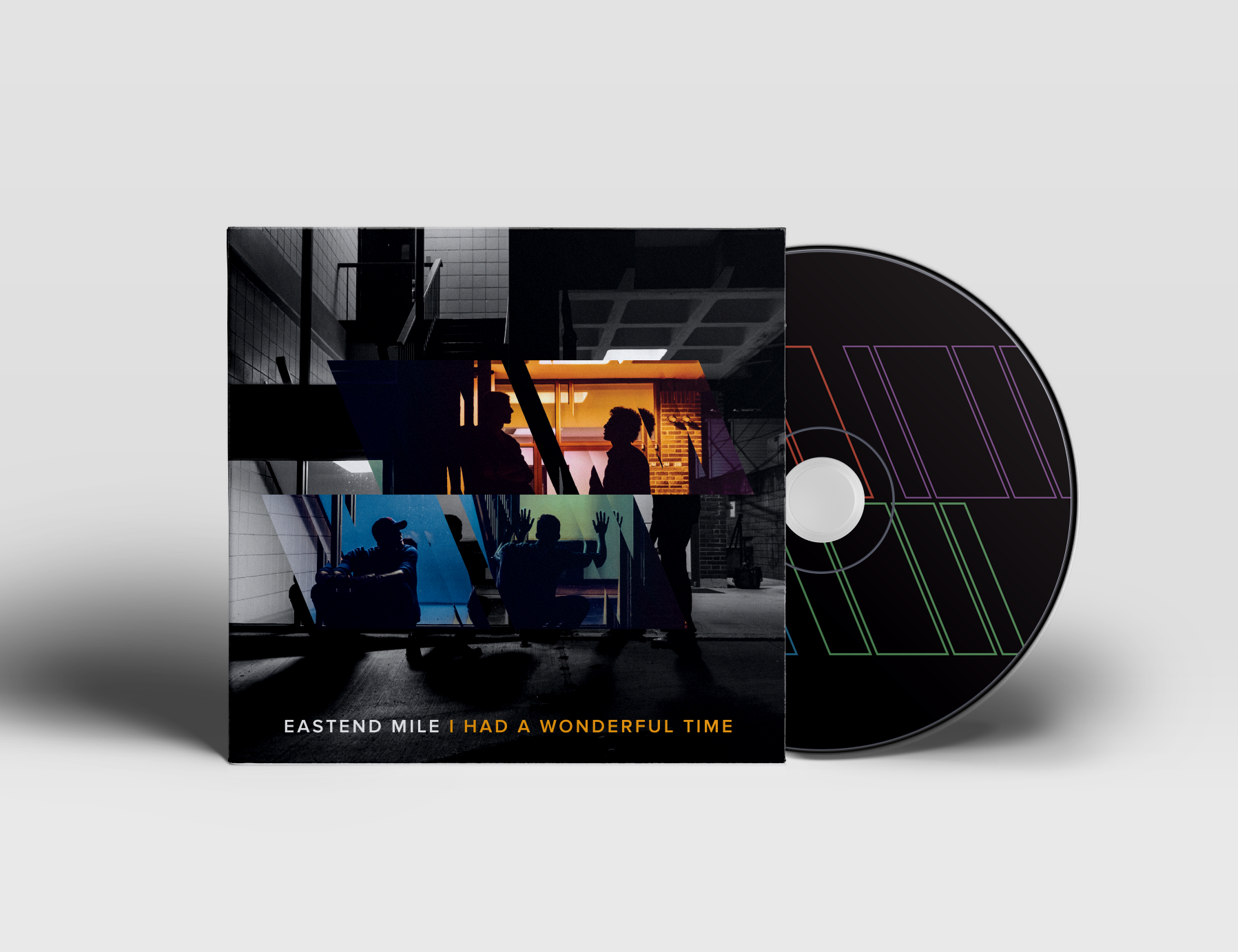 Creating the album art, website, and branding for the local Pittsburgh alt-jazz band