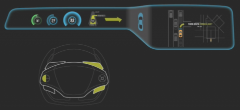 Driving Interface