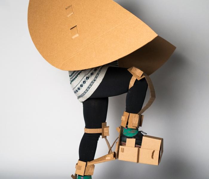 Biomimic People Movers- Heron - by Jenny Hu