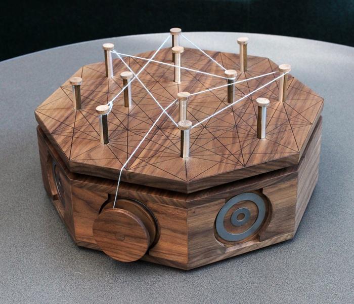 Experimental Form Radio - by Gina Huang