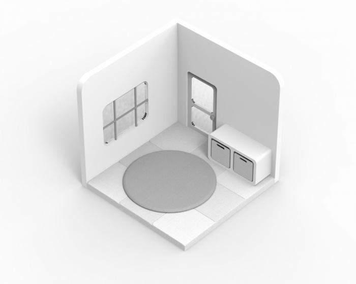 Final Virtual Playspace Render