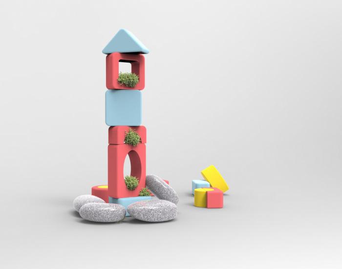 tower from imago blocks